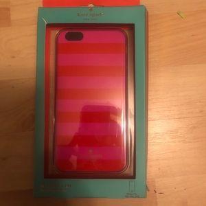 Kate Spade iPhone 6 Plus Case NEW IN BOX NIB